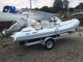 Inflatable, Dinghy, Power Boat, Yankee Marina, Donation, Boat, Maine, New England