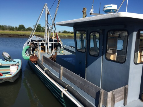 1997 Carman Bay Boat 40, BIMF, Donation, Rhode Island, New England, Power Boat, Block Island